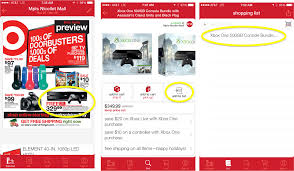 xbox one black friday price target adds product search to app in time for black friday