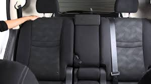 2014 nissan sentra interior backseat 2014 nissan rogue seat adjustments youtube