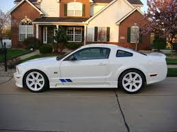 Black Mustang Saleen 2005 Ford Mustang Saleen S281 For Sale American Muscle Cars