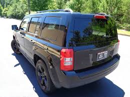 jeep patriot spare tire mount 2014 used jeep patriot fwd 4dr altitude at platinum used cars
