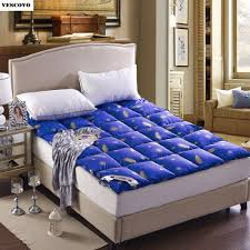 Feather Down Bed Topper Online Get Cheap Feather Bed Mattress Aliexpress Com Alibaba Group