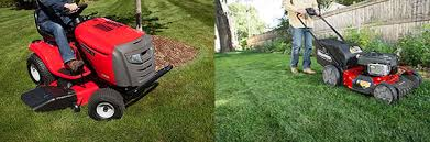 lawn mower buying guide briggs u0026 stratton