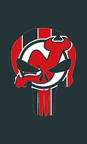 New Jersey State Flag Colors New Jersey Devils Skull Flag 3x5ft Flag Polyester Flag With 2