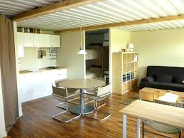 interior of shipping container homes container homes interior design regular interior and exterior design