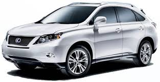 price of lexus suv 2011 lexus rx 450h hybrid suv priced 45 000