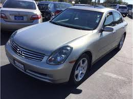 gold infiniti g35 for sale used cars on buysellsearch
