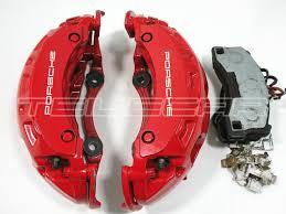 Porsche Cayenne Accessories - porsche cayenne s 957 turbo bremssättel brembo va front brake