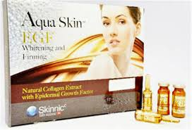 aqua skin egf gold aqua skin egf gold skin whitening solution whitening firming 6