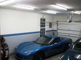 garage design adoring led garage ceiling lights homes shops