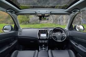 asx mitsubishi interior mitsubishi u0027s latest asx provides perfect on and off road pleasure