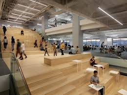 Best Interior Designers San Francisco 2016 Best Of Design For Workplace Bohlin Cywinski Jackson U0027s