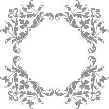 corner pattern png floral and vine corner design pre cut patterns