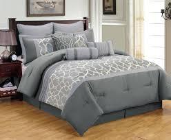 Coverlet Bedding Sets Queen Bed Coverlet Set Piece Queen Gray Bed In A Bag Set Piece