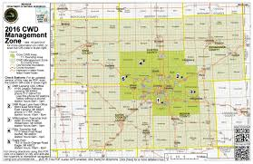 Michigan County Maps by Dnr Michigan Continues To Battle Chronic Wasting Disease