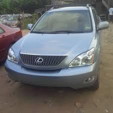 lexus rx330 nairaland duty paid lexus rx 330 2005 model for 4 3m autos nigeria
