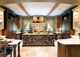 kitchen stone floor sink faucet black granite countertop wooden