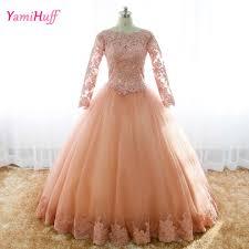 online get cheap pink vintage wedding dresses aliexpress com
