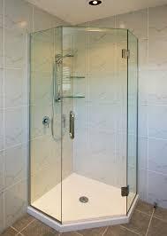 corner angle shower doors u2013 shower solutions