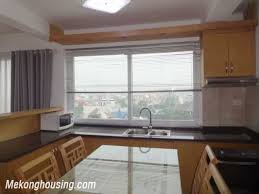 full natural light apartment with 2 bedrooms for rent in to ngoc