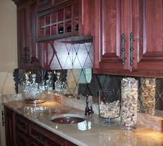 Mirror Backsplash Tiles by Antique Mirror Backsplash New Inspiration To Create An Antique