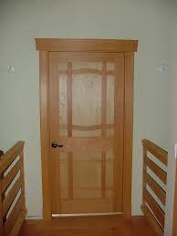 Fir Doors Interior Fir And Birch Interior Door Burns Custom Furniture
