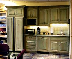 How To Glaze White Kitchen Cabinets Kitchen Furniture Antique Kitchen Cabinets Withlass Doors White