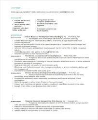 Business Development Resumes Best Business Resume 30 Free Word Pdf Document Download Free