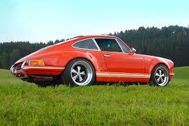 singer porsche targa lightspeed classic 911 is the porsche restomod singer fears most