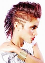 google search latest hairstyles short girl mohawk no makeup google search hair cut pinterest