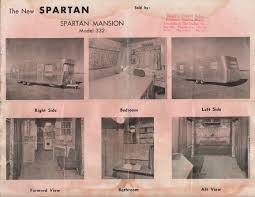 1953 34 u2032 royal spartanette vintage trailers pinterest