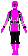 Pink Ranger Halloween Costume Jackie King Power Rangers Fanon Wiki Fandom Powered Wikia