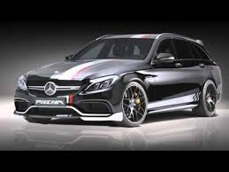 limited edition mercedes 2017 mercedes amg c63 s estate rottweiler by piecha limited