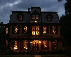 Decorate Your Home For Halloween 35 Ideas To Decorate Windows With Silhouettes On Halloween
