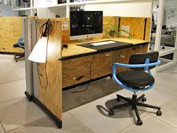 Vitra Office Desk Konstantin Grcic U0027s Osb Hack Table For Vitra Created For Offices