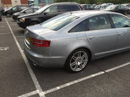 used 2009 audi a6 tdi le mans for sale in worcs pistonheads