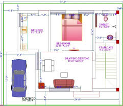 890 sq ft 2 bhk floor plan image appolo presidency simplex and