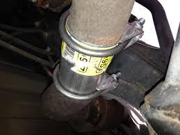 nissan titan exhaust manifold replacement fix broken tail pipe nissan armada forum armada u0026 infiniti qx56