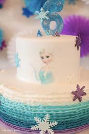 kara u0027s party ideas cake from a frozen birthday party via kara u0027s