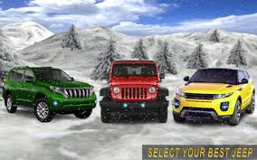 jeep snow wallpaper real cruiser off road snow android apps on google play