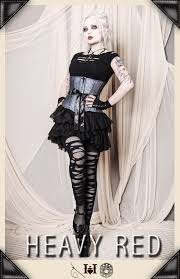 Perfection Tied Up With A Bow Gothic Corset