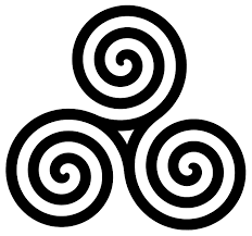 free vector graphic celtic tribal knot spiral free image on