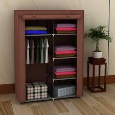 portable closet storage aliexpress buy 42quot portable home cloth