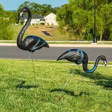 flamingos set of two thinkgeek