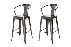 chaises industrielles pas cher chaise de bar style industriel cool tabouret style industriel sur