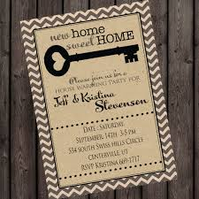 House Warming Invitation Card Fast Ship New Home Invitation House Warming Invitations Open