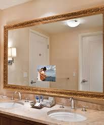 interior lighted bathroom wall mirror large mirrors for bathroom