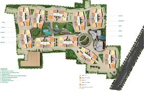 Floor Plan Of Spa Siddha Happyville In New Town Kolkata Price Location Map