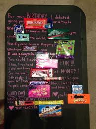 25 unique candy birthday cards ideas on pinterest candy cards
