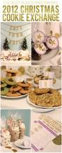 111 best cookie exchange party images on pinterest christmas