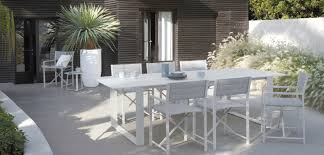 White Outdoor Dining Chairs Chair Design Ideas Elegant White Outdoor Dining Chairs White
